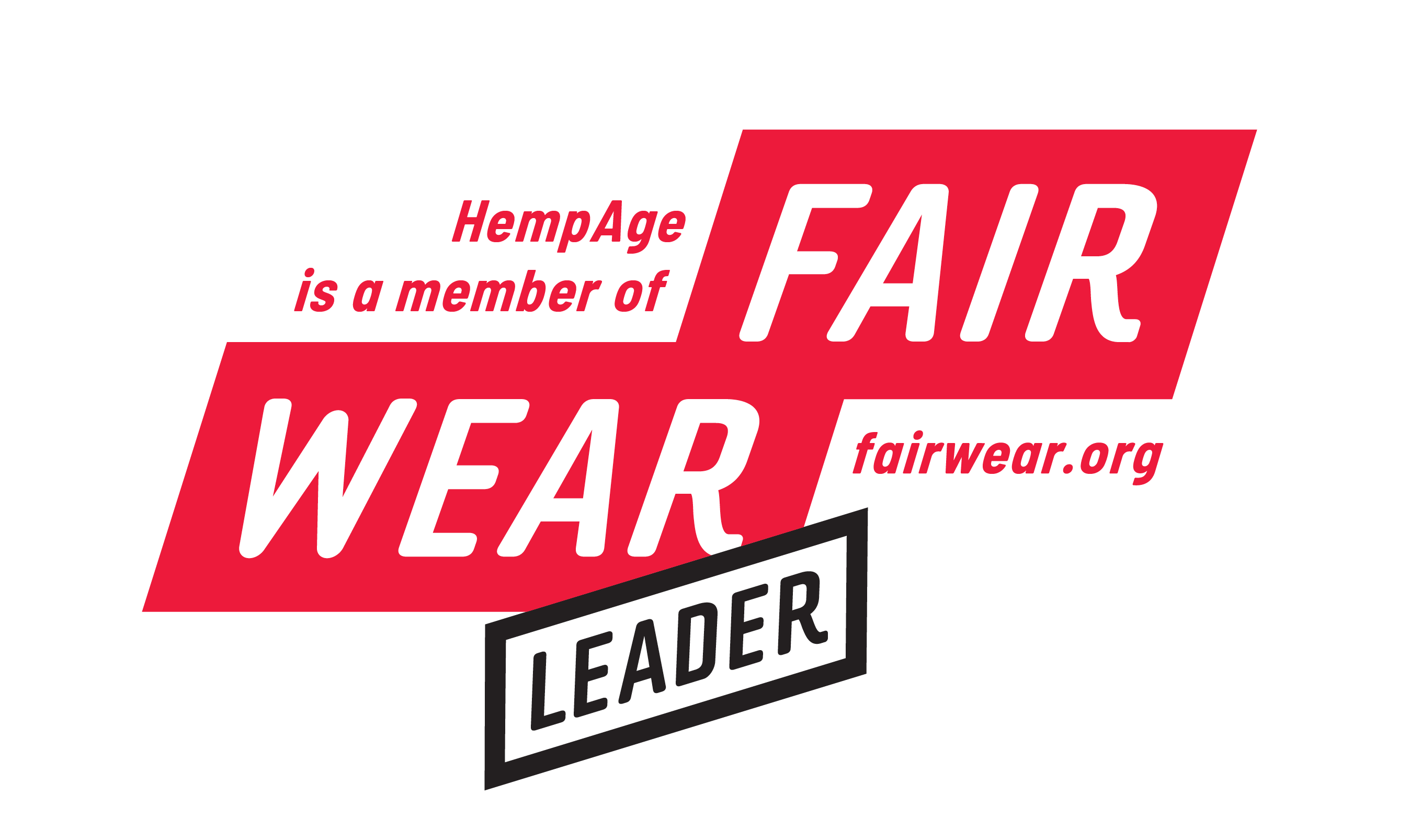Fair Wear member logo template